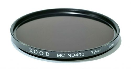 High Quality Kood Big Stopper ND400 Multi coated 72mm filter Made in Japan